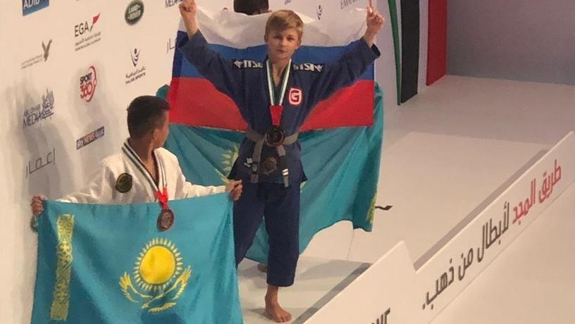 Abu Dhabi World Jiu-Jitsu 2019
