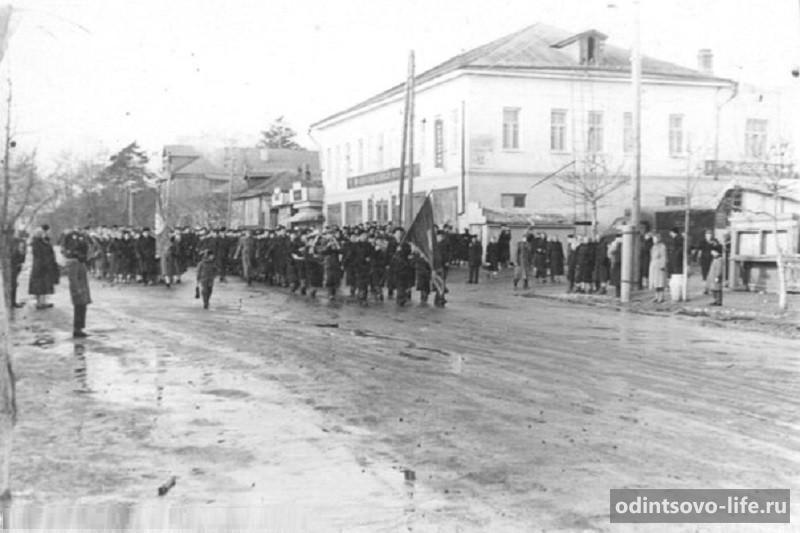 Старые фотографии Звенигорода