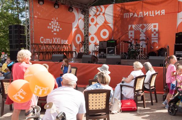 Фестиваль в Усадьбе Захарово