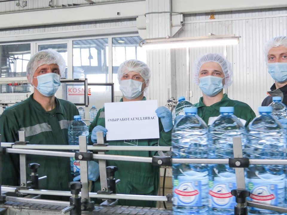 Черноголовка поставляет воду районным больницам