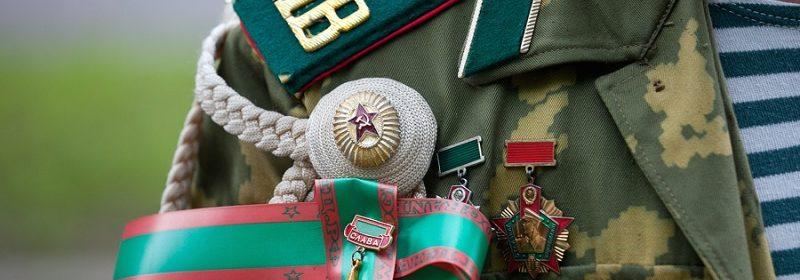 день пограничника в Голицыно