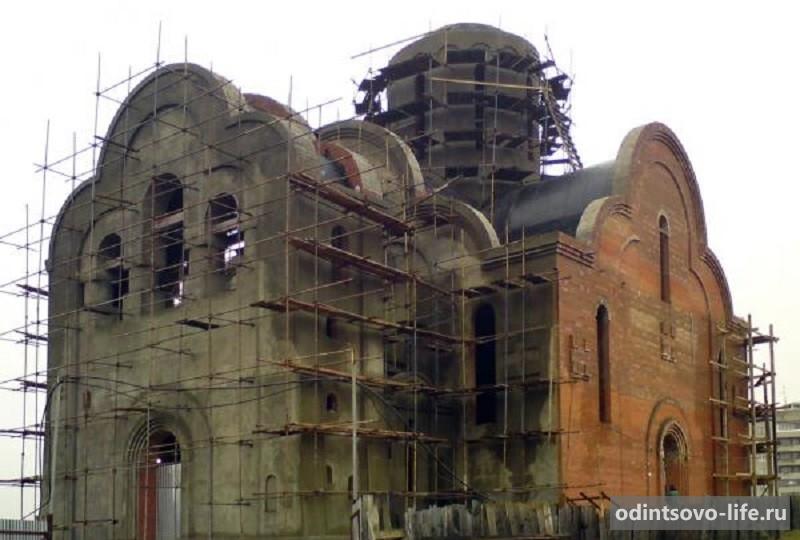 храм иоанна предтечи в лесном городке