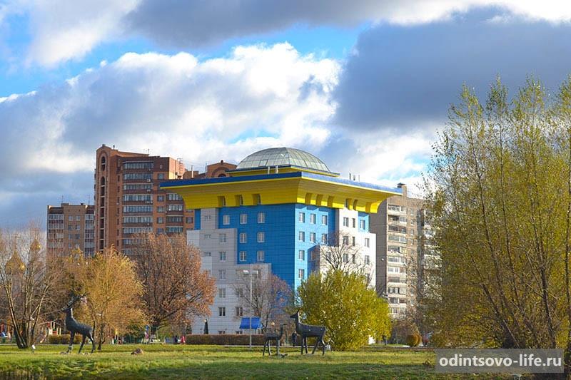 Гостиница Одимпиец в Одинцово