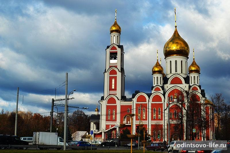 Георгиевский собор в Одинцово