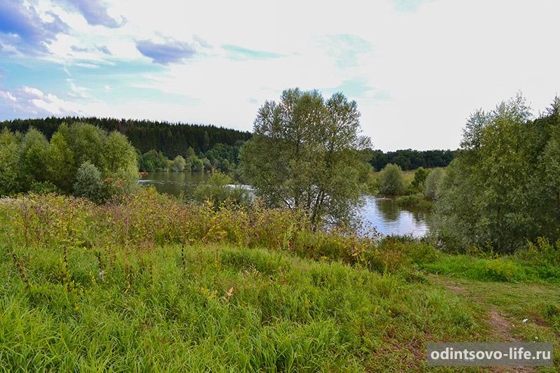 отдых на природе в одинцовском районе