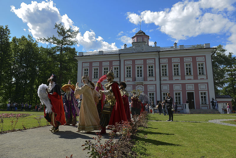 Пушкинский праздник в голицыно