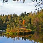 река Вязёмка Одинцовский район