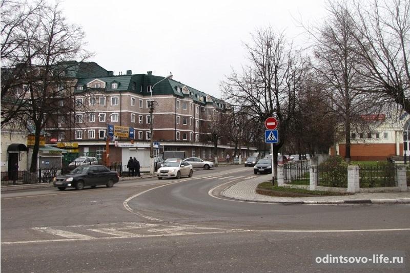 Обход города Звенигород