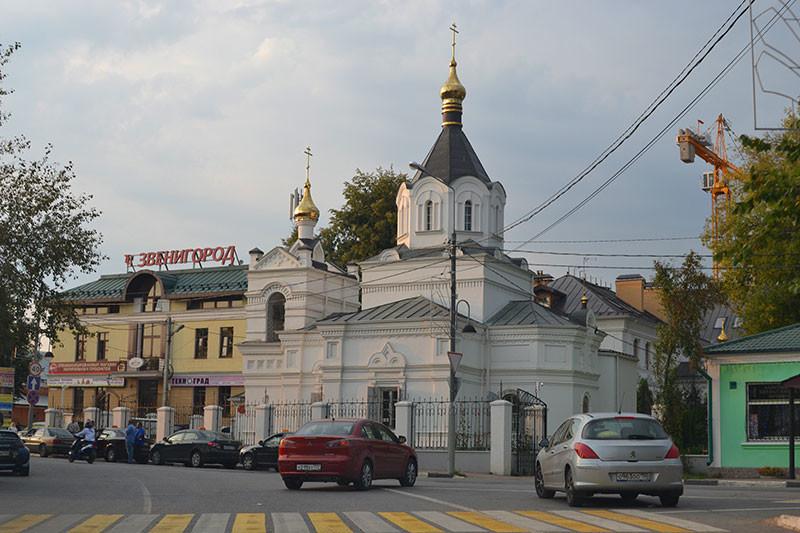 день города Звенигород 2015