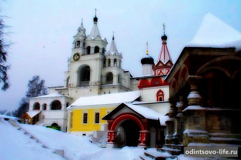 Звенигород зимой